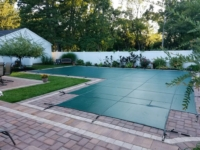 Pool Cover - Closing Your Pool for the Season