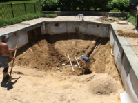Sweeney's Pool Service | Pool Liner Installations | Suffolk County, Long Island, NY
