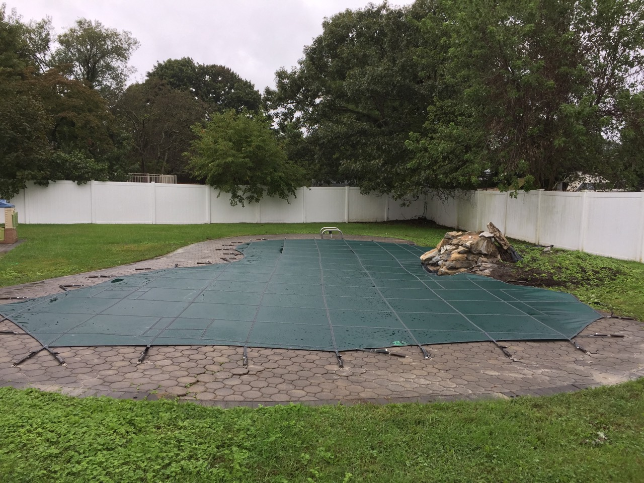 Safety Covers Loop Loc Sweeney S Pool Service