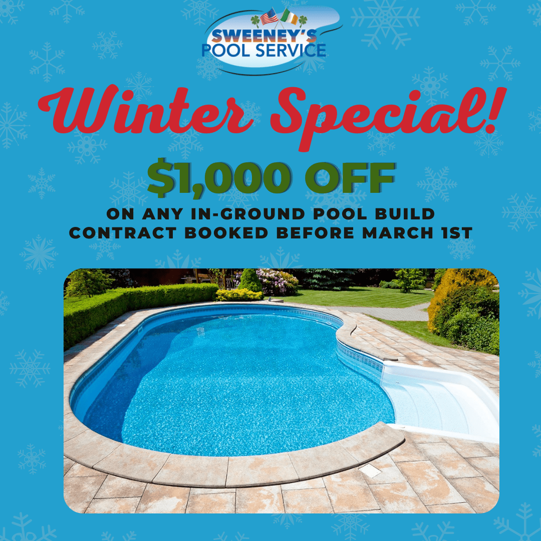 Sweeney's Pool Service - Holiday Special